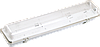 Светильник ЛСП3901А ABS/PS 2х18Вт IP65 ИЭК