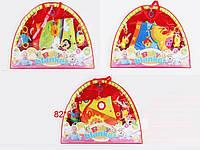 Развивающий коврик для малышей 518-11-12-13
