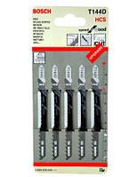 Пилки для лобзика по дереву «Bosch» Т144D HCS