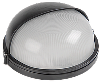 Светильник НПП1103 черный/круг п/сфера 100Вт IP54 ИЭК