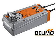 EF24A-S2 Привод Belimo с возвратной пружиной и доп контактом для воздушной заслонки6 м²