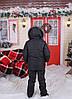 """Теплый подростковый дутый костюм унисекс """"Under Armour"""" с комбинезоном, фото 2"""