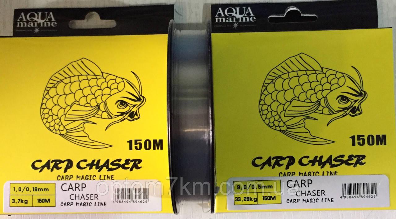Леска Carp Chaser 100м (Aqua Marine)