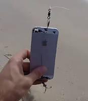 Ловля рыбы на айфон!