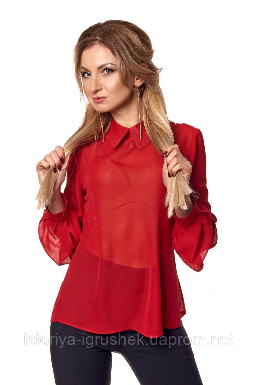 Эффектная и стильная женская блуза в ассортименте