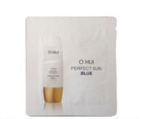 O HUI Солнцезащитный крем Пробник Perfect Sun blue SPF30/ PA++ 1 ml