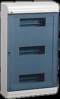 Бокс ЩРН-П-36 модулей навесн.пластик IP41 PRIME