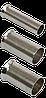 Наконечник-гильза НГ 0,5-6 без изоляции (500 шт) ИЭК