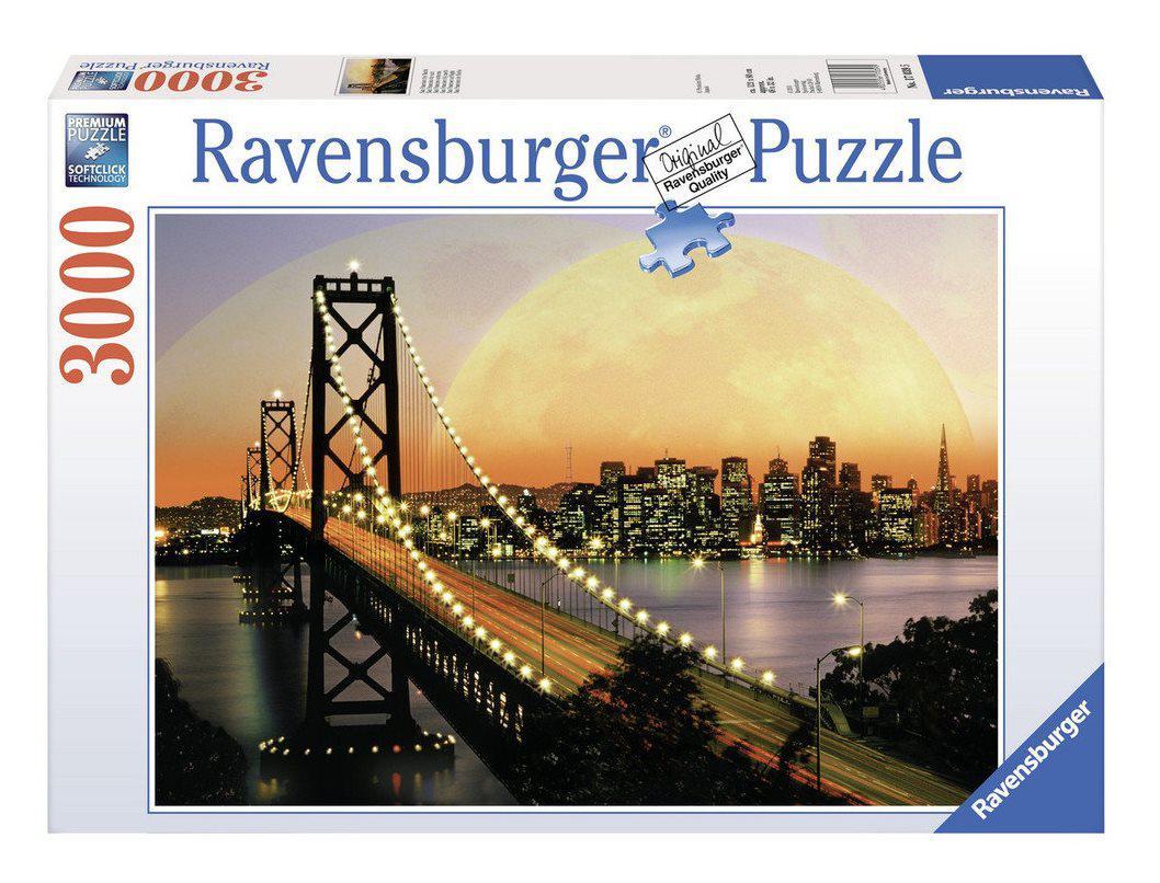 "Пазл ""Нічний Сан-Франциско"" 3000 шт. Ravensburger (RSV-170395)"