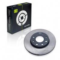 Диск тормозной для Chevrolet Aveo 1.4 TRIALLI DF 062101