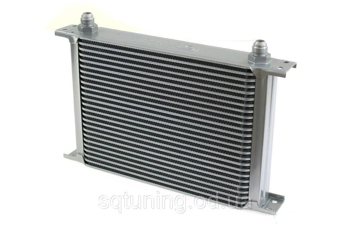 Масляный радиатор TurboWorks 30-рядный 260x235x50 AN8