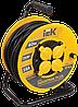 "Катушка УК40 с т/з 4 места 2Р+PЕ/40м 3х1,5мм2 IP44 ""Industrial plus"" (WKP15-16-04-40-44) IEK"