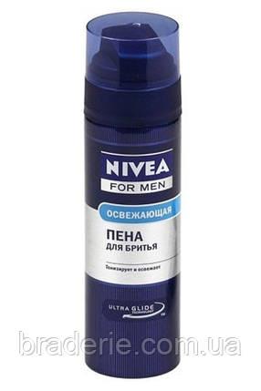 Пена для бритья NIVEA MEN Освежающая, фото 2