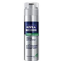 Пена для бритья NIVEA MEN Экстремальный комфорт