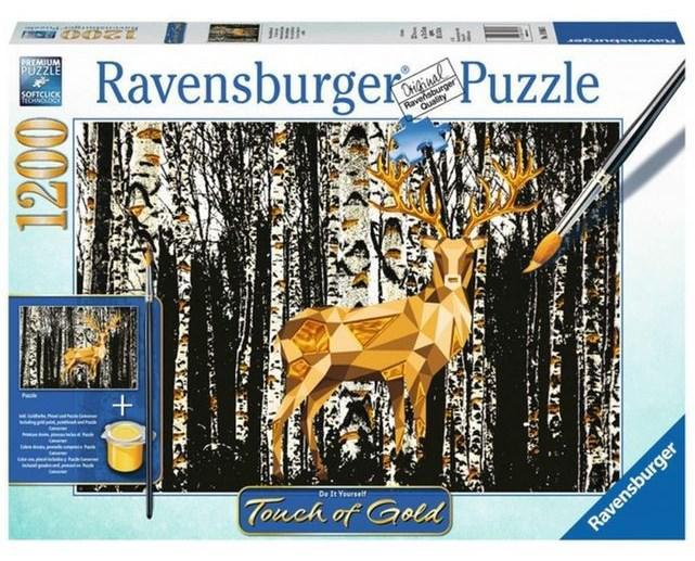 "Пазл ""Олень в березовом лесу"" 1200 шт. Ravensburger (RSV-199365)"