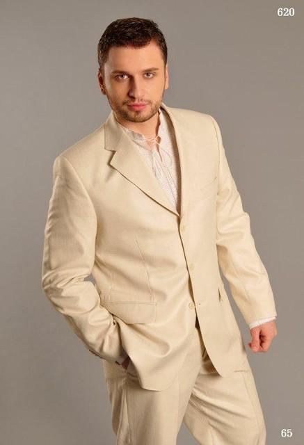 Костюм мужской West-fashion  модель 620 лён