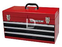 Ящик  для инструмента 3 выдвижные полки