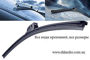 Дворники (2 шт) - BMW X5 E-53 1999-2006 гг.