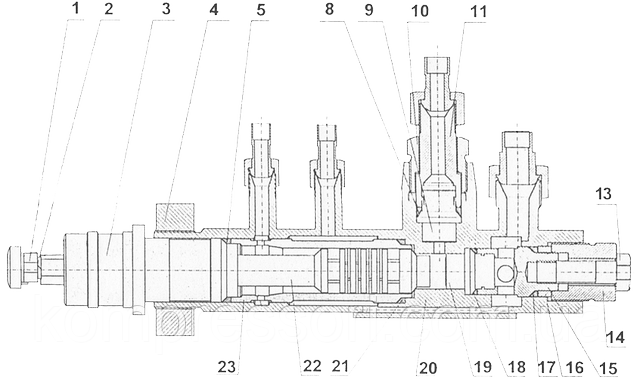 Насос 2НСГ-0,0890/25, запасные части к насосу 2НСГ-0,0890/25