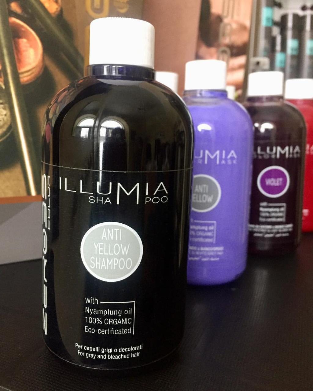 Emmebi Illumia Shampoo Anty Yellow  Шампунь-антижелтизна