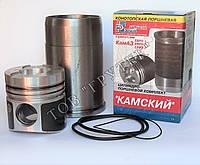 Поршневая группа КамАЗ-740 на УРАЛ ЛАЗ ЛИАЗ КамАЗ