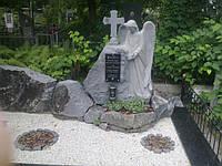 Надгробный могильный камень № 10