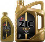 ZIC TOP 5W-30 Синтетическое моторное масло, 4л