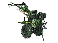 Мотоблок Зирка GT76D02E (дизель 7,6 л.с., электростартер, колеса 4.00-10) Бесплатная доставка