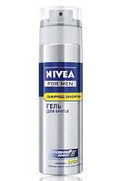 Гель для бритья NIVEA MEN Заряд энергии