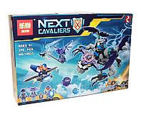 """Конструктор для мальчика, Lepin серия """"Nexo Knights"""" (Летающая Горгулья), 370 детали (14033) - аналог LEGO (лего)"""
