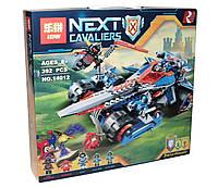 """Конструктор для мальчика, Lepin серия """"Nexo Knights"""" (Устрашающий разрушитель Клэя), 392 детали (14012) - аналог LEGO (лего)"""