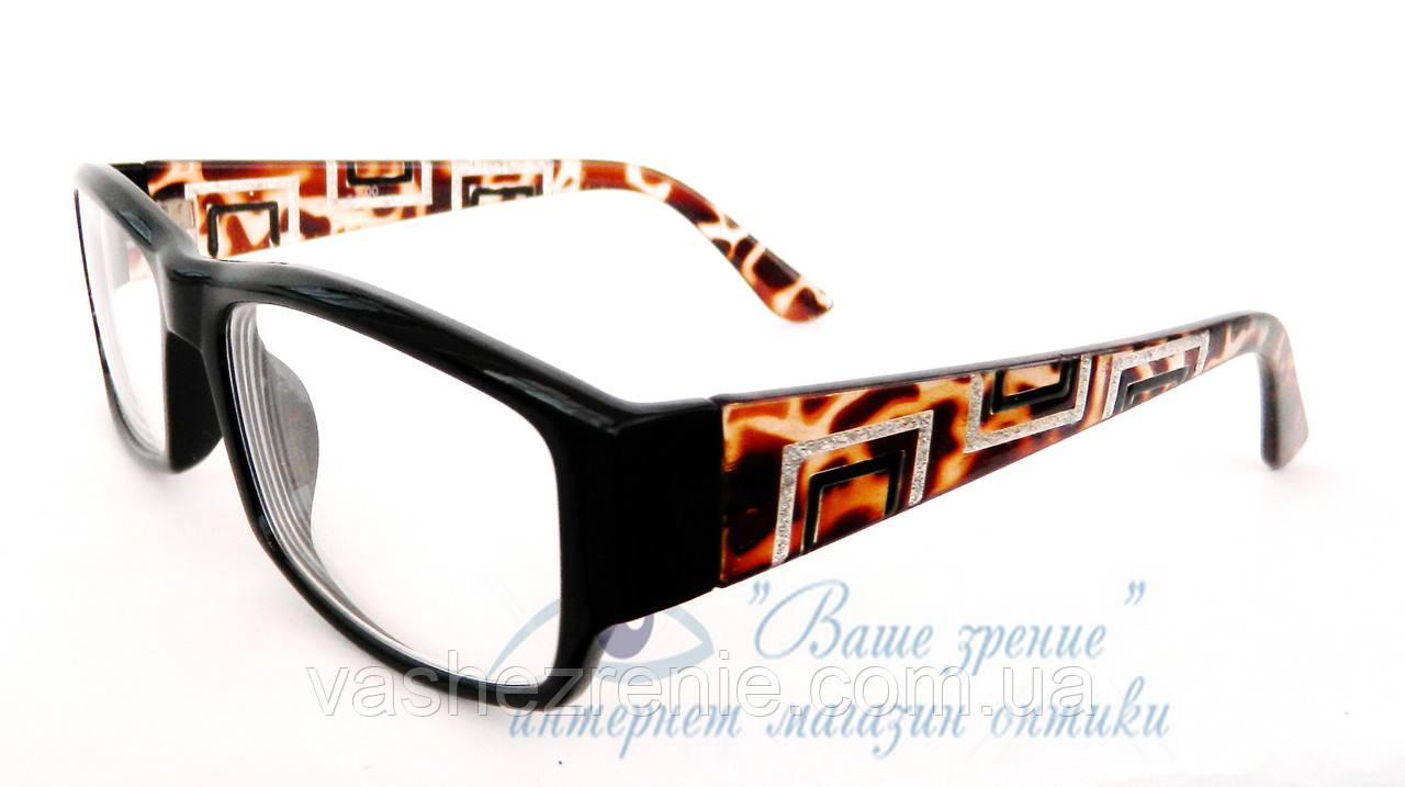 Очки для зрения с диоптриями +/- Код: 155
