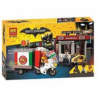 Конструктор Bela 10629 Бетмен Batman Movie Особая Доставка Пугала 221 дет, фото 1