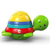 Игрушка для ванны Черепашка Fisher Price DHW16, фото 1
