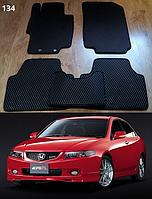 Коврики на Honda Accord 7 '03-08. Автоковрики EVA, фото 1