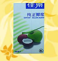 Сливки кокосовые, натуральные 24%, Kara, 500г, Мо
