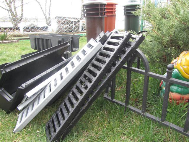 Решетки для водоотвода