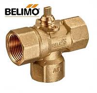 C315Q-H трёхходовой зональный клапан Belimo DN15 kVs 2,3
