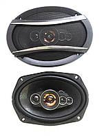 Автоколонки овальные TS-6996Е 650W