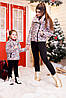 "Короткая женская куртка на молнии ""RISELLE"" с карманами, фото 3"