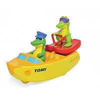 Крокодил на водных лыжах Tomy E72358