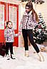 "Короткая детская куртка на молнии ""RISELLE"" с карманами, фото 4"