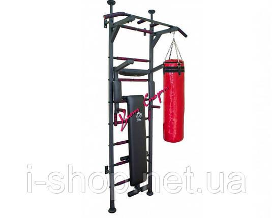 Шведская стенка «Fitness Pro Premium New (усиленная)», фото 2