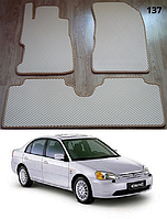 Коврики на Honda Civic VII '01-05. Автоковрики EVA