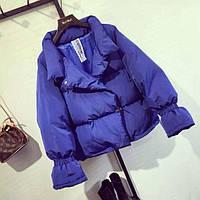 Женская куртка пуховик Китай  212 УО