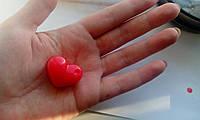 """Мыло для рук """"Сердечко"""", мини, фото 1"""
