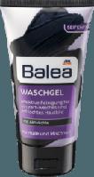 Гель для умывания с активированным углем Balea Waschgel mit Aktivkohle, 150 мл