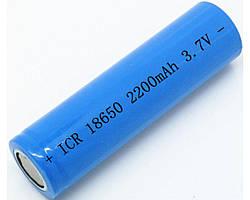 Аккумулятор для мода 18650, 2200 мАч, 3.7V