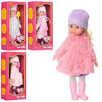 Кукла классическая Белла, закрывает глаза, длинные густые волосы для причесок, расческа, зимняя одежда, R200F