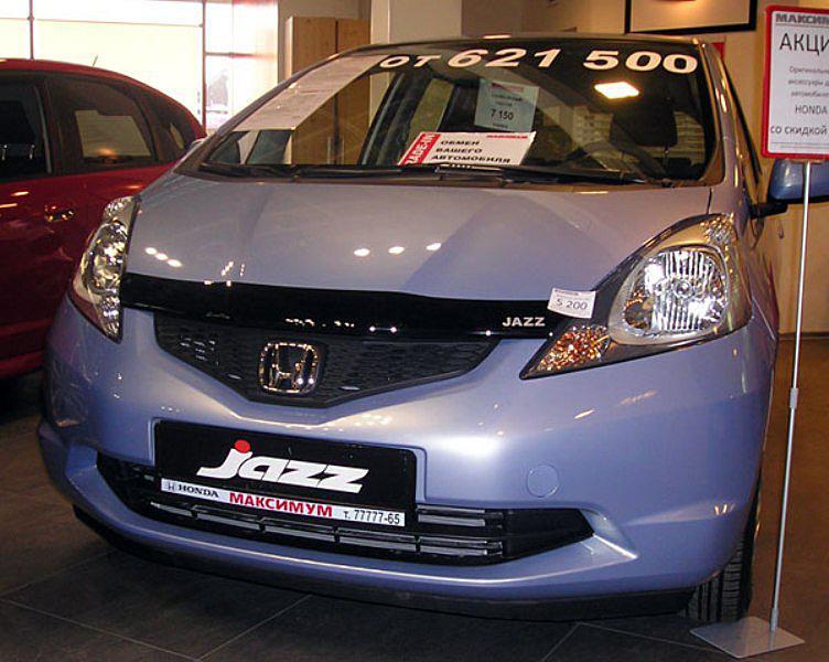 мухобойка Sim Honda Jazz Iii 2009 2013 гг цена 1 306 грн